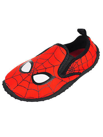 Spider-Man Boys' Water Shoes (Sizes 7 – 1) - CookiesKids.com