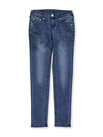 True Religion Girls' Skinny Jeans - CookiesKids.com