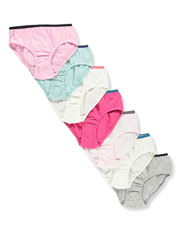 7J1 Girls' 7-Pack Briefs - CookiesKids.com