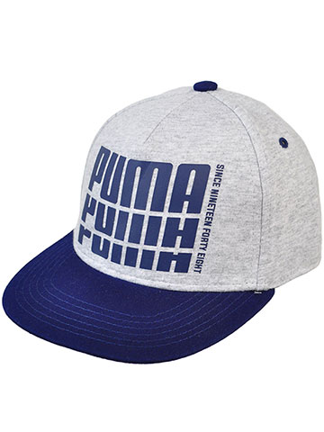 Puma Snapback Cap (Youth One Size) - CookiesKids.com