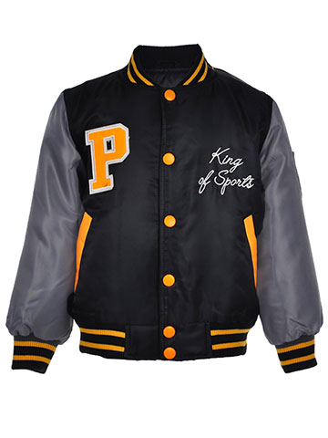 U.S. Polo Assn. Boys' Varsity Jacket - CookiesKids.com