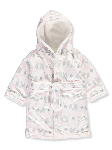 Snugly Baby Baby Girls' Hooded Robe - CookiesKids.com