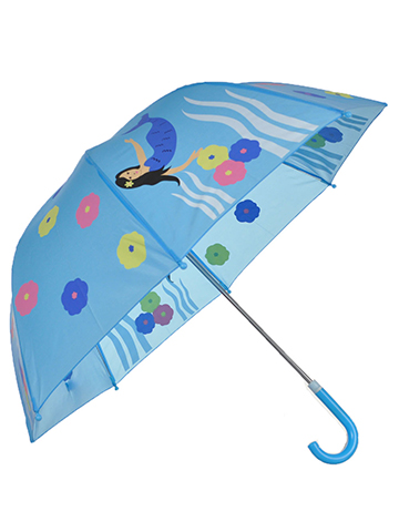 "Lilly New York ""Mermaid Shower"" Umbrella - CookiesKids.com"