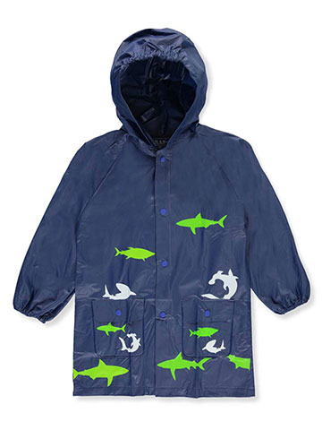 Lilly New York Boys' Rain Jacket - CookiesKids.com