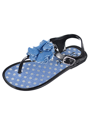 Lilly New York Girls' Sandals (Sizes 5 – 10) - CookiesKids.com