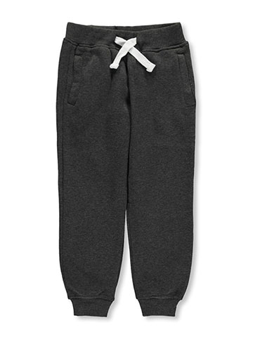 "Southpole Little Boys' ""Drawstring Basic"" Joggers (Sizes 4 – 7) - CookiesKids.com"