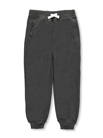 "Southpole Big Boys' ""Drawstring Basic"" Joggers (Sizes 8 – 20) - CookiesKids.com"