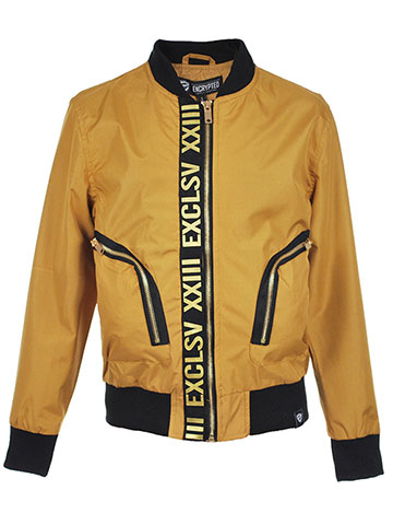Encrypted Boys' Flight Jacket - CookiesKids.com