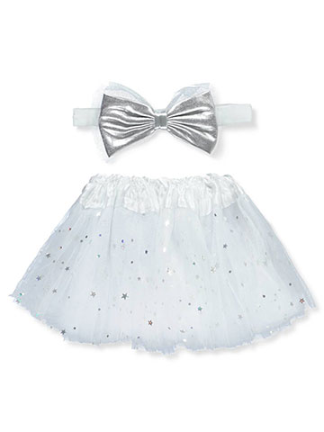 Rising Star Baby Girls' Headband & Tutu Set - CookiesKids.com