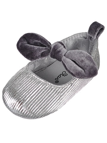 Rising Star Baby Girls' Ballet Flat Booties - CookiesKids.com