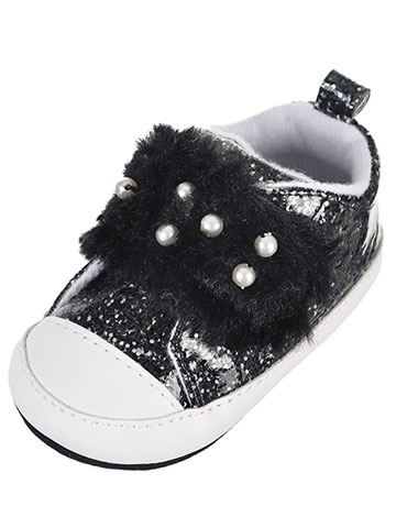 Rising Star Baby Girls' Sneaker Booties - CookiesKids.com