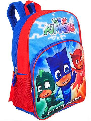 PJ Masks Backpack - CookiesKids.com
