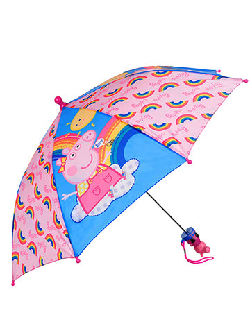 Peppa Pig Umbrella - CookiesKids.com
