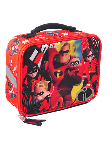 Disney Incredibles 2 Insulated Lunchbox - CookiesKids.com