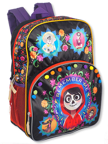 Disney Coco Backpack - CookiesKids.com