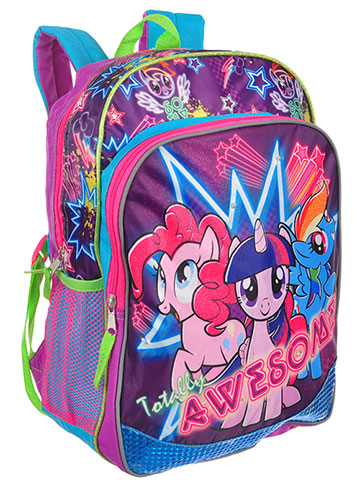 My Little Pony Light-Up Backpack - CookiesKids.com