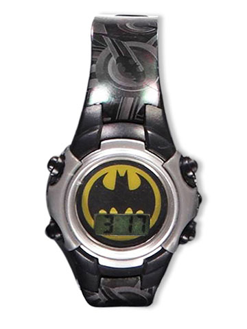 Batman Flashing LCD Watch - CookiesKids.com