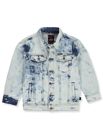 Akademiks Boys' Denim Jacket - CookiesKids.com