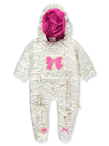 Duck Duck Goose Baby Girls' Insulated Pram Suit - CookiesKids.com