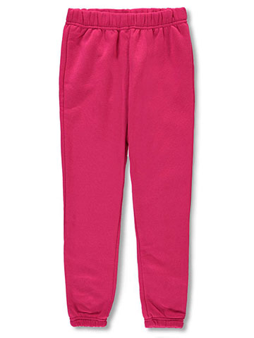 Real Love Girls' Fleece Joggers - CookiesKids.com