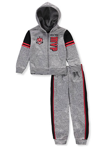 Quad Seven Boys' 2-Piece Sweatsuit Pants Set - CookiesKids.com