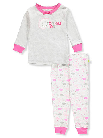 Duck Duck Goose Baby Girls' 2-Piece Pajama Set - CookiesKids.com