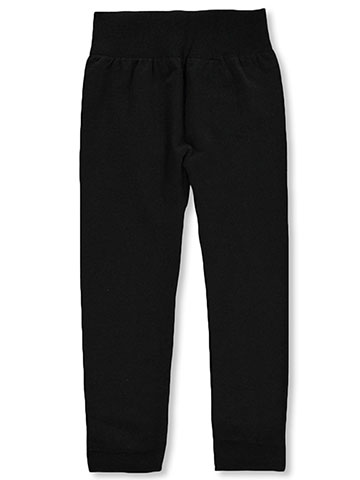 Real Love Girls' Fleece-Lined Leggings - CookiesKids.com