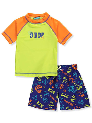 Jump N Splash Boys' 2-Piece Swim Set - CookiesKids.com