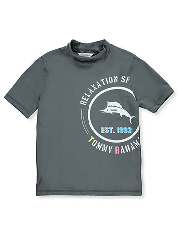Tommy Bahama Boys' Rash Guard - CookiesKids.com