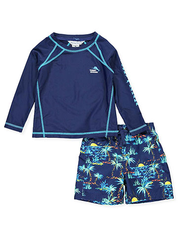 Tommy Bahama Baby Boys' 2-Piece Swim Set - CookiesKids.com