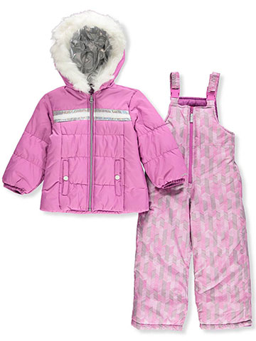 London Fog Girls' 2-Piece Snowsuit - CookiesKids.com