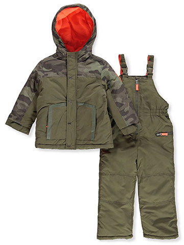 Carter's Boys' 2-Piece Snowsuit - CookiesKids.com