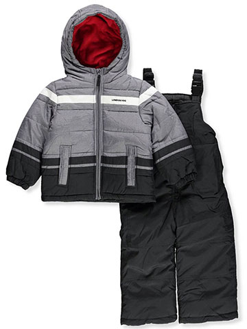 London Fog Boys' 2-Piece Snowsuit - CookiesKids.com