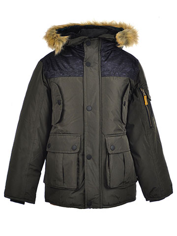 London Fog Boys' Insulated Jacket - CookiesKids.com
