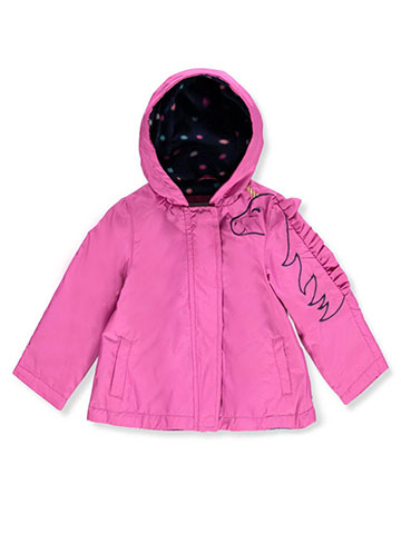 Carter's Baby Girls' Hooded Jacket - CookiesKids.com