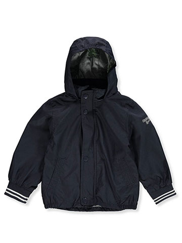 Carter's Baby Boys' Insulated Hooded Jacket - CookiesKids.com