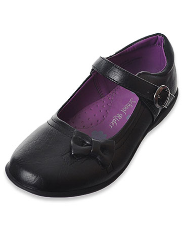School Rider Girls' Mary Jane Shoes (Sizes 5 – 10) - CookiesKids.com