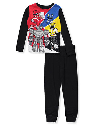 Power Rangers Boysu0027 2 Piece Pajamas