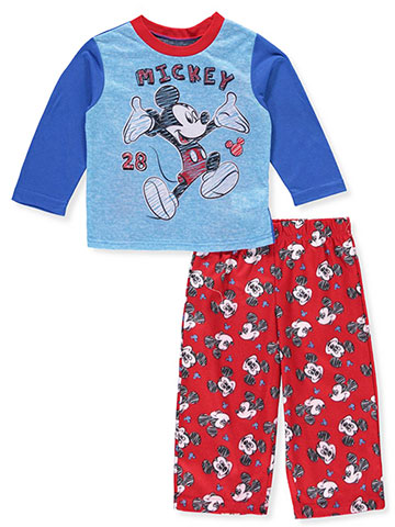 Disney Mickey Mouse Baby Boys' 2-Piece Pajamas - CookiesKids.com