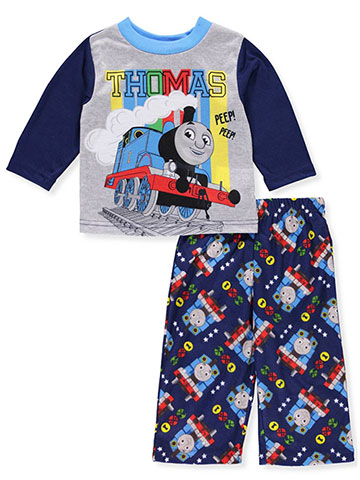 Thomas & Friends Baby Boys' 2-Piece Pajamas - CookiesKids.com