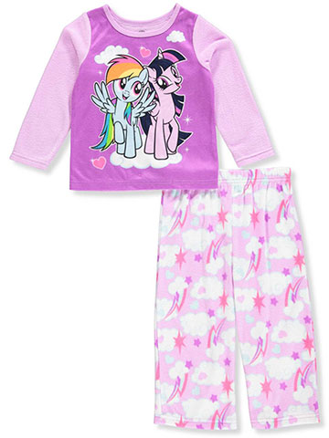 My Little Pony Baby Girls' 2-Piece Pajamas - CookiesKids.com