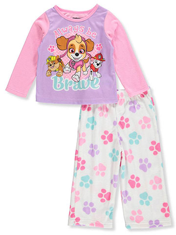 Paw Patrol Baby Girls' 2-Piece Pajamas - CookiesKids.com