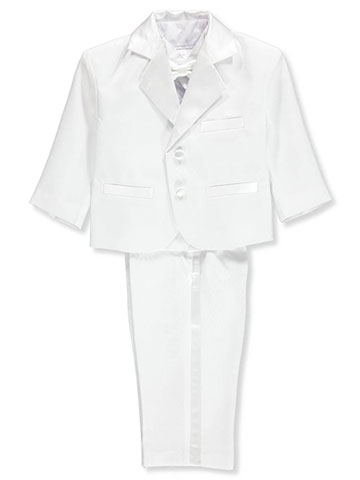 Angels New York Baby Boys' 5-Piece Tuxedo - CookiesKids.com