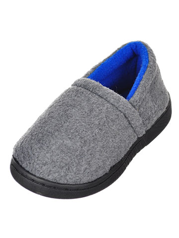 Sky Sole Boys' Slippers (Sizes 5 – 10) - CookiesKids.com