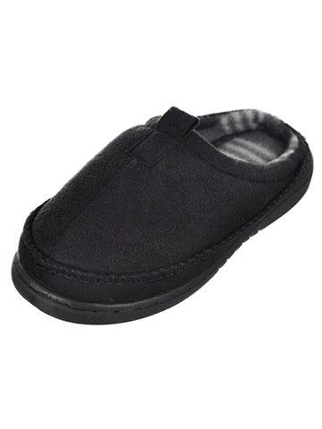 Sky Sole Boys' Slippers (Sizes 11 – 3) - CookiesKids.com