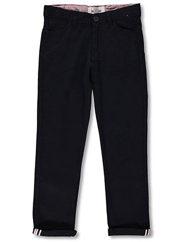 Ben Sherman Boys' Stretch Twill Pants - CookiesKids.com