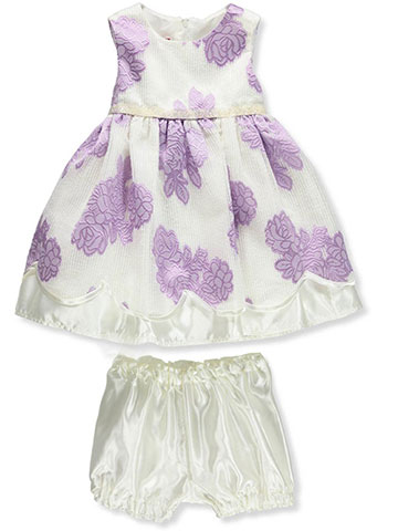Princess Faith Girls' Dress - CookiesKids.com