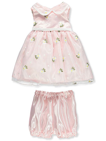 830a689aed7 Princess Faith Baby Girls  Dress with Diaper Cover - CookiesKids.com