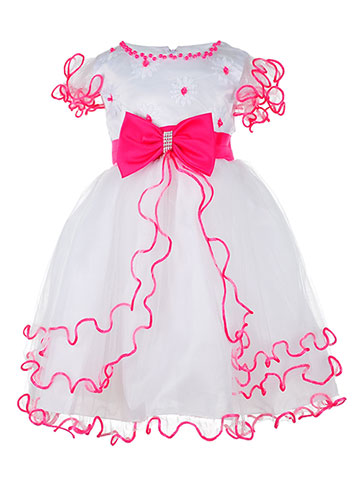 Diva Behavior Baby Girls' Dress - CookiesKids.com