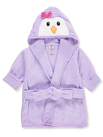 Luvable Friends Baby Girls' Bathrobe - CookiesKids.com